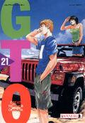 GTO Manga Volume 21
