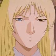 Kanzaki's heterochromia