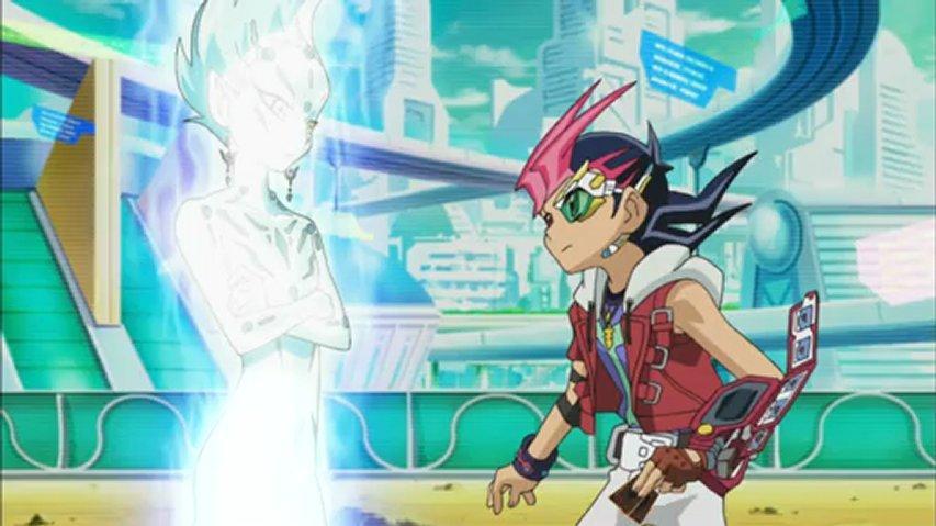 Yu-Gi-Oh! ZEXAL - Episode 002