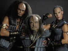 Klaa, Korrd and Vixis