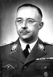 Bundesarchiv Bild 183-S72707, Heinrich Himmler-0