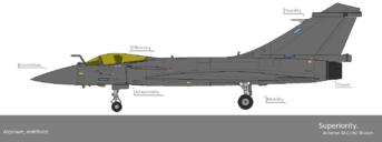 Cygnarian Fighter Jet