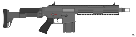 Felreden TEC2 Rifle