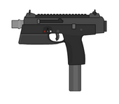 Felreden Machine Pistol
