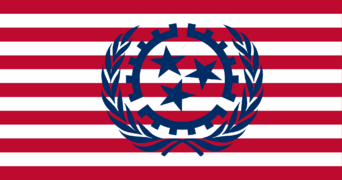 Flag of the Terran Confederation
