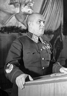 230px-RIAN archive 2410 Marshal Zhukov speaking