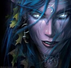 Alternate Tyrande