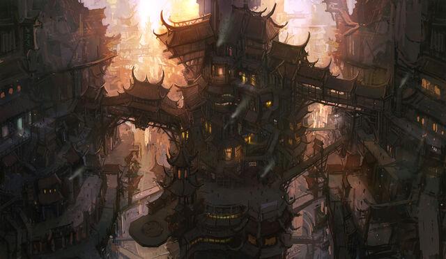 File:Old city by wanbao.jpg