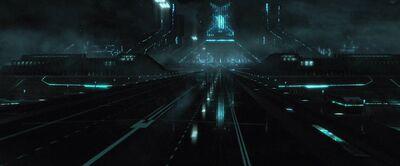 Tron legacy city 2-1