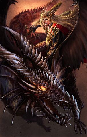 File:Dragon knight by monsterrrrous-d3dk43k.jpg