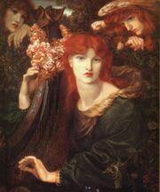 Goddess mnemosyne