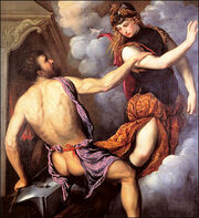 Athena and heracles