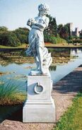 Iris statue 1