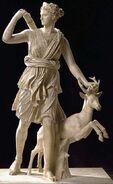 Artemis statue 1