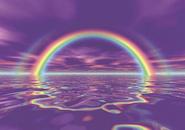 Iris and Zephyrus' rainbow
