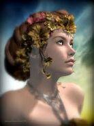 Antheia-goddess