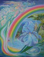 Iris-goddess-of-the-rainbow