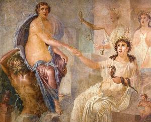 Pheme and Eros