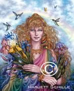 Iris Goddess of the Rainbow LR