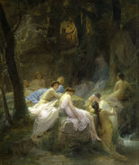 800px-Charles François Jalabert - Nymphs Listening to the Songs of Orpheus - Walters 3737