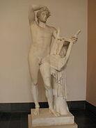 Apollo Kitharoidos Antikensammlung Berlin 2