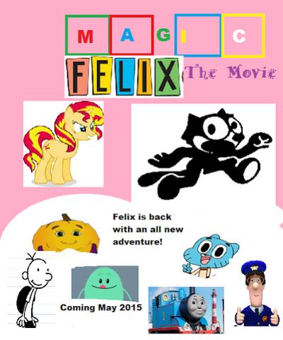 File:Magic felix the movie cover by felixandgumballfan34-d82whhx.png