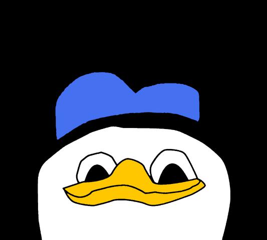 File:Dolan duck hd hq by bojanglesthecat-d52ixnl.png