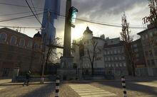 HalfLife2 City17 TrainStationSquare