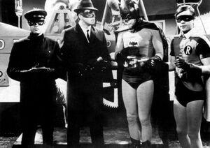 Batman-greenhornet