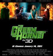 Green Hornet Quad