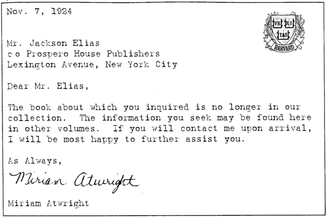File:Typewritten letter from miriam atwright.png