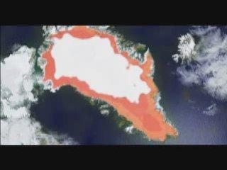 Ice glaziers melting across the globe