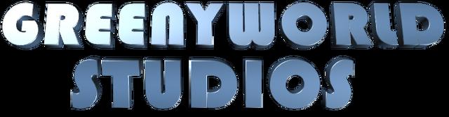 File:GreenyWorld Studios 2013 Words-only Logo.png