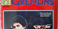 Gremlins (read-along record and book)