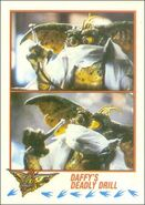Topps Daffy's Deadly Drill