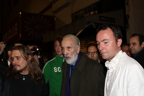 File:Christopher Lee au Grand Rex 14 (Backstage).jpg