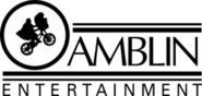 Amblin Entertainment print logo