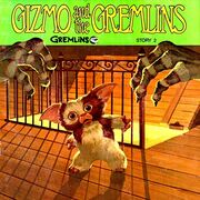 Gizmo and the gremlins