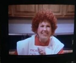 Marge on TV