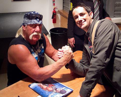 File:Meeting Hulk Hogan.jpg
