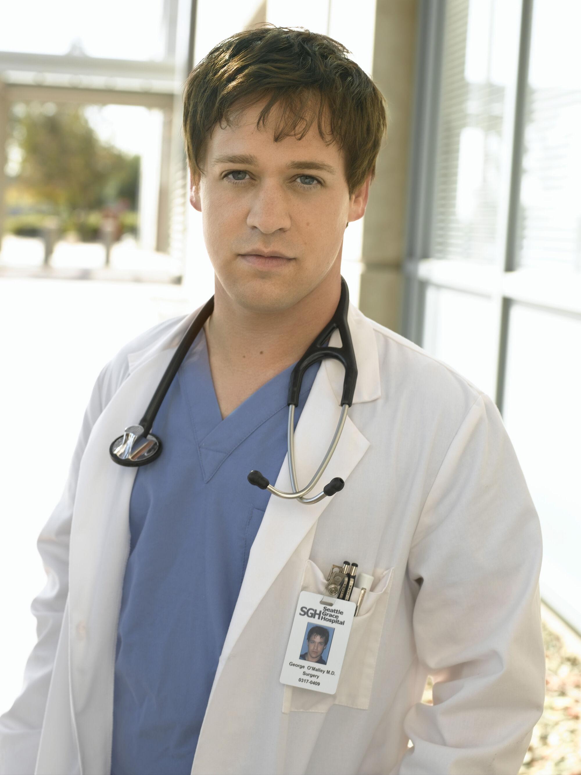 George O Malley Grey S Anatomy Mrd Wiki Fandom Powered