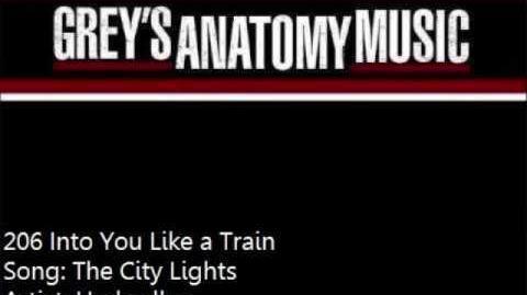 """The City Lights"" - Umbrellas"