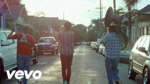 """Walk Into The Sun"" - Maverick Sabre"