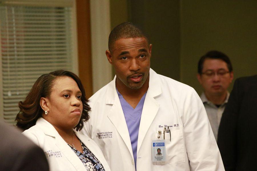 Grey's Anatomy Anatomía Grey 13x21