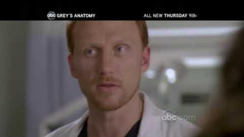 Grey's Anatomy 6x09 Promo