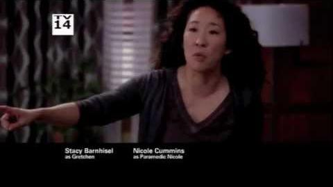 Grey's Anatomy 8x19 - PROMO - Support System