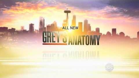 Grey's Anatomy Promo 8x03