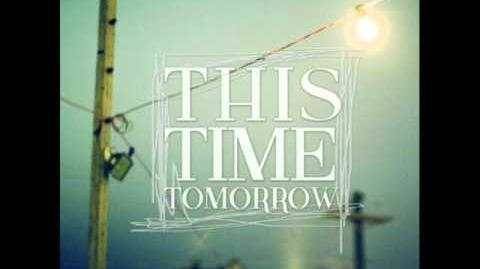 """""""This Time Tomorrow"""" - Trent Dabbs"""