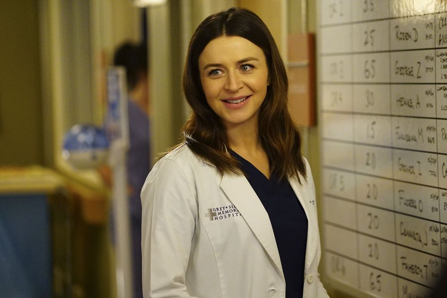 GreyS Anatomy Amelia