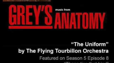 """The Uniform"" - The Flying Tourbillon Orchestra"